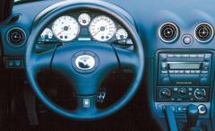 2001 Mazda MX-5 Miata Photo 3
