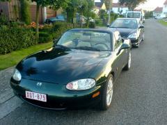 2001 Mazda MX-5 Miata Photo 6