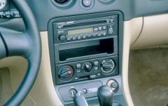 2001 Mazda MX-5 Miata interior
