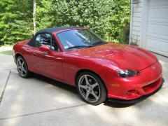 2004 Mazda MX-5 Miata Photo 1