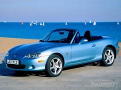 2005 Mazda MX-5 Miata Photo 1