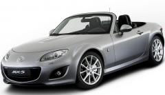 2011 Mazda MX-5 Miata Photo 1