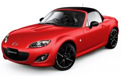 2012 Mazda MX-5 Miata Photo 1
