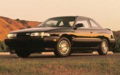 1990 Mazda MX-6 exterior