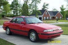1991 Mazda MX-6 Photo 1