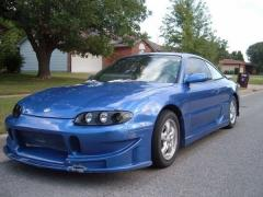 1995 Mazda MX-6 Photo 1