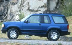 1994 Mazda Navajo exterior