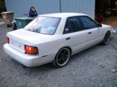 1990 Mazda Protege Photo 3