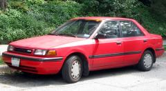 1990 Mazda Protege Photo 4