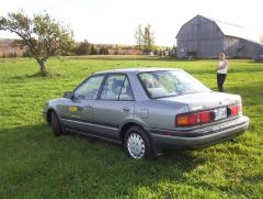 1990 Mazda Protege Photo 5
