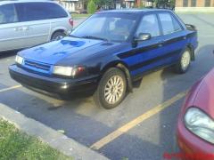 1990 Mazda Protege Photo 6