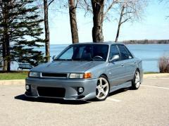 1991 Mazda Protege Photo 2