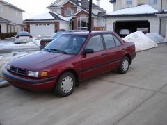 1993 Mazda Protege Photo 2