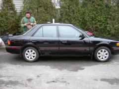 1993 Mazda Protege Photo 3