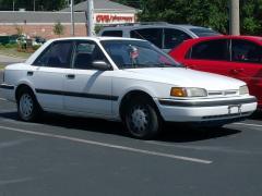 1993 Mazda Protege Photo 4