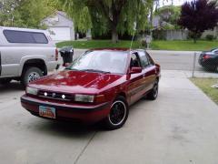 1993 Mazda Protege Photo 5