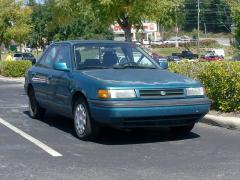 1993 Mazda Protege Photo 6
