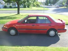 1994 Mazda Protege Photo 2