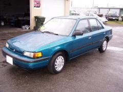 1994 Mazda Protege Photo 1