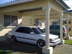 1994 Mazda Protege Photo 4