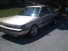 1994 Mazda Protege Photo 5