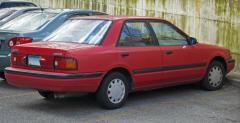 1994 Mazda Protege Photo 6