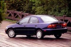 1995 Mazda Protege Photo 3