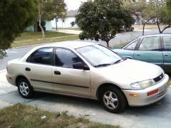 1995 Mazda Protege Photo 4