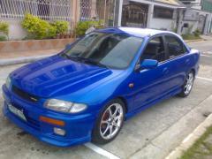 1996 Mazda Protege Photo 3