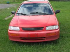 1996 Mazda Protege Photo 4