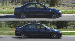 1996 Mazda Protege Photo 5
