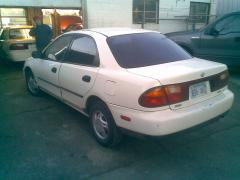 1996 Mazda Protege Photo 6