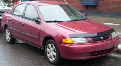 1997 Mazda Protege Photo 2