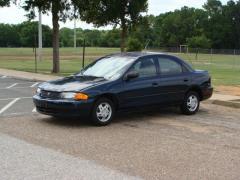 1997 Mazda Protege Photo 3