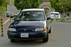 1997 Mazda Protege Photo 4