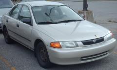 1997 Mazda Protege Photo 5