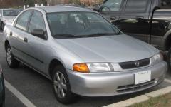1998 Mazda Protege Photo 1