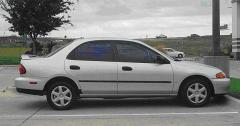 1998 Mazda Protege Photo 2