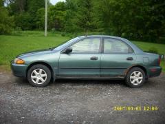 1998 Mazda Protege Photo 3