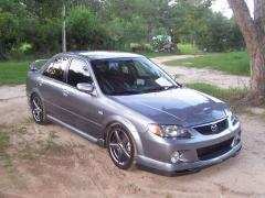 2000 Mazda Protege Photo 3