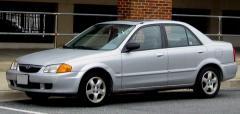 2000 Mazda Protege Photo 1