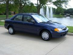 2000 Mazda Protege Photo 5
