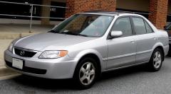 2001 Mazda Protege Photo 1