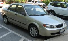 2001 Mazda Protege Photo 2