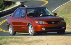 2001 Mazda Protege Photo 3