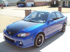2001 Mazda Protege Photo 6