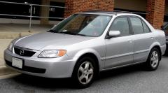 2002 Mazda Protege Photo 2