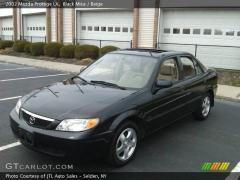 2002 Mazda Protege Photo 5