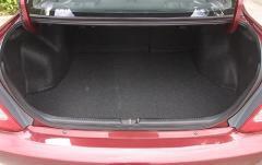 2002 Mazda Protege interior