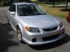 2003 Mazda Protege Photo 4